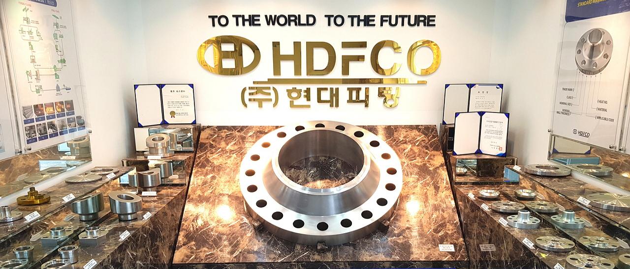 Hyundae Fitting co , Ltd  - Flange Manufacturer